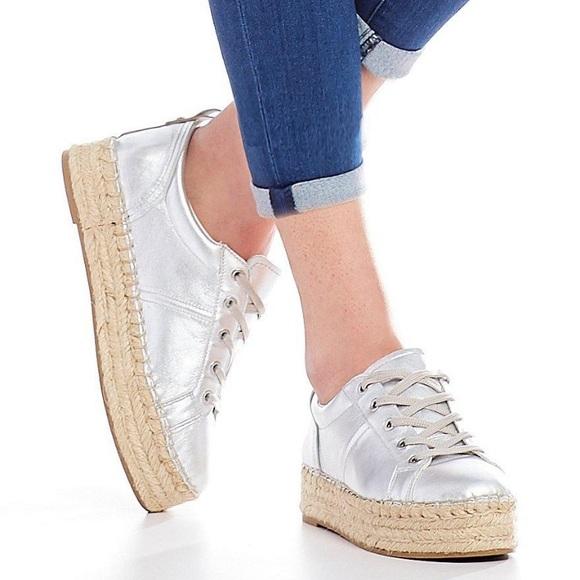 21a0c8bf2307a Sam Edelman Carleigh Platform Espadrille Sneakers NWT